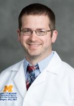 Fellow, Kale Bongers, MD, PhD