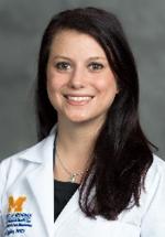 Fellow, Leigh Cagino, MD