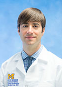 U-M Pulmonary & Critical Care Medicine Division, Jakob McSparron, MD