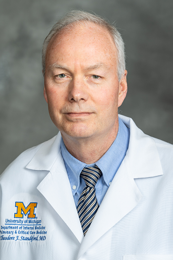 U-M Pulmonary & Critical Care Medicine, Theodore Standiford, MD