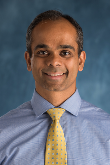 U-M Division of Allergy and Clinical Immunology, Dr. Rajan Ravikumar