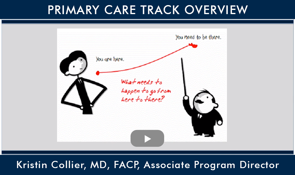 U-M Primary Care Track Overview