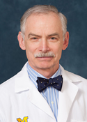 U-M Lupus Program Director, W. Joseph McCune, MD