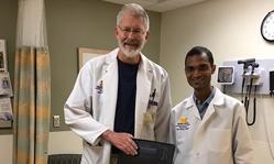U-M Rheumatology Division, Robert Ike, MD