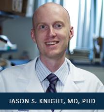 Dr. Jason Knight Lab Website