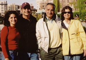 U-M Scleroderma Program, The Dolce Family