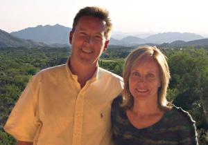U-M Scleroderma Program, Jonathan and Lisa Rye