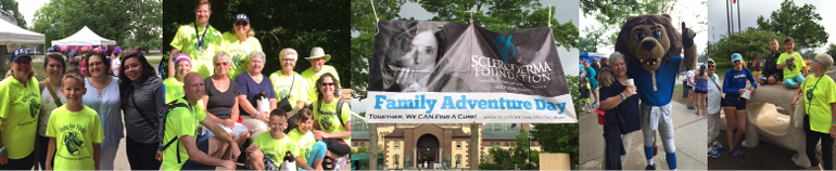 2016 Stampede Scleroderma Walk at the Detroit Zoo