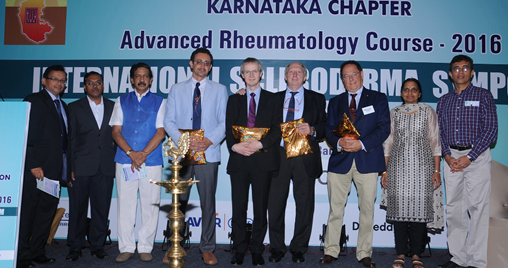 Indian Rheumatology Association, 2016 Advanced Rheumatology Course