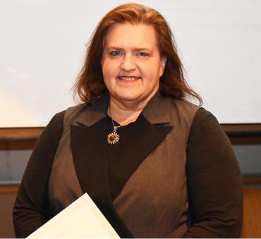 U-M Scleroderma Program Manager, Jodie Fisher, Hope Award Finalist