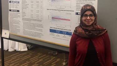 U-M Division of Rheumatology, Dr. Sara Jaafar