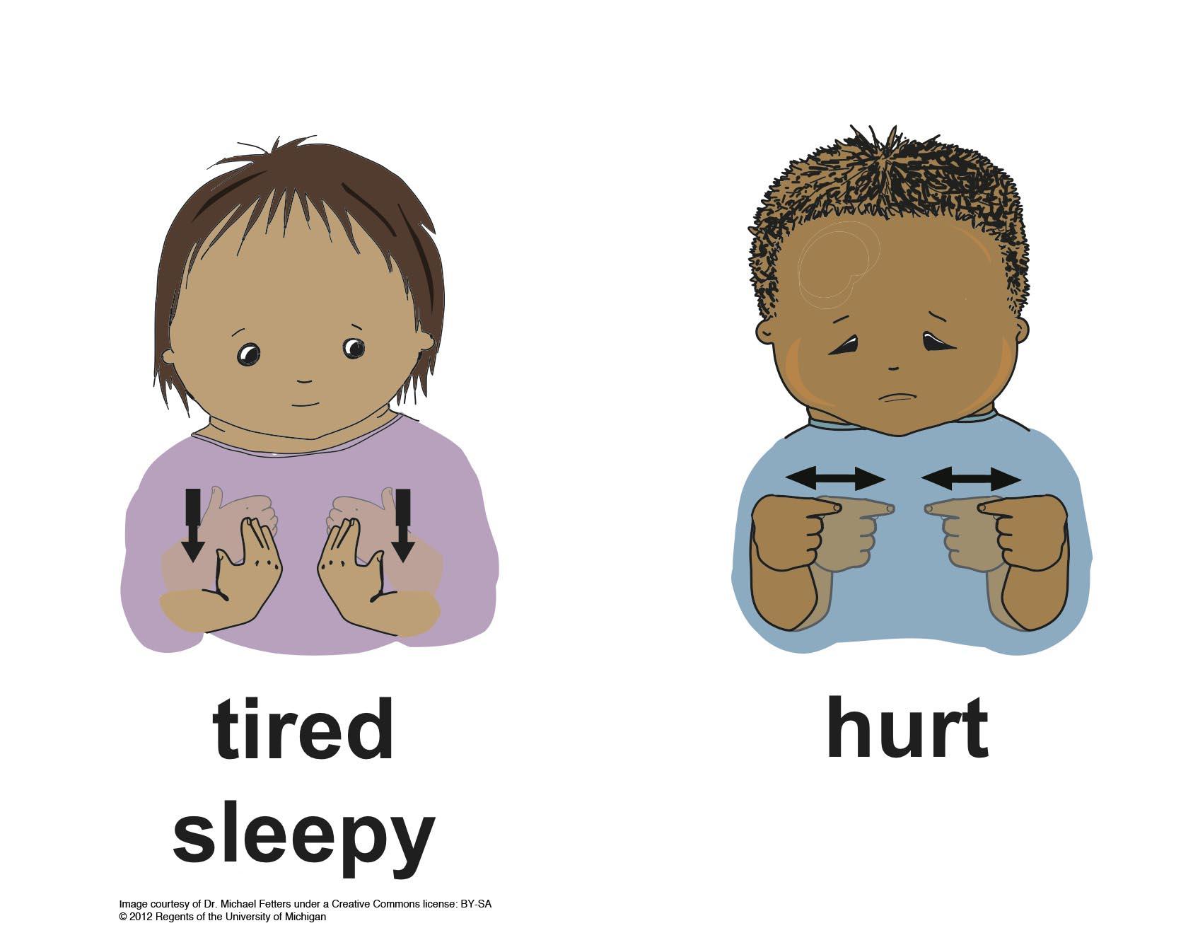 JFHP SWYB Tired Sleepy Hurt