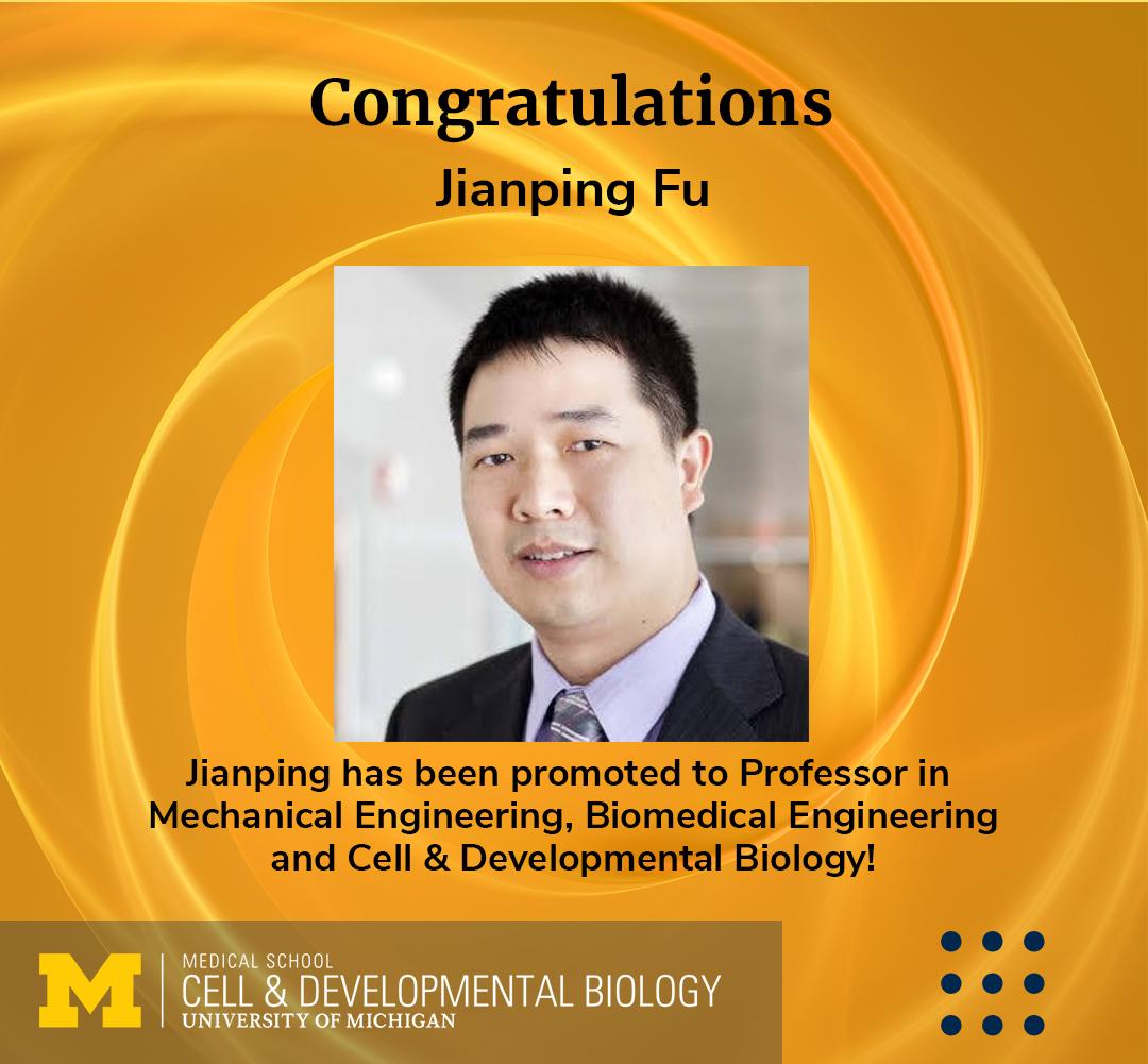 jianping fu CDB faculty
