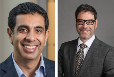 Sachin Kheterpal, M.D., MBA, and Michael Avidan, MBBCh