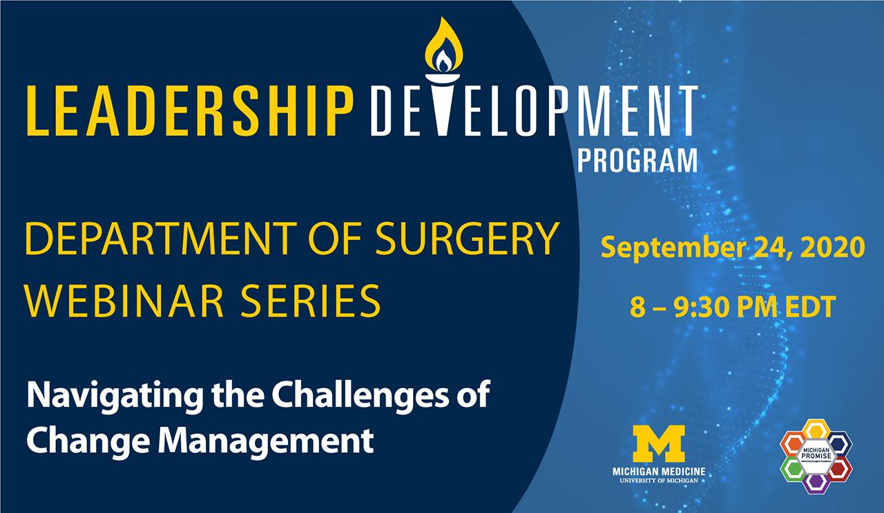 Leadership Development Program Webinar