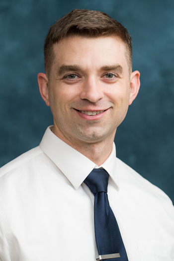 U-M Division of Hospital Medicine, Dr. Matthew Luzum