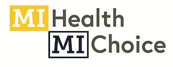 Mi Health Mi Choice study logo