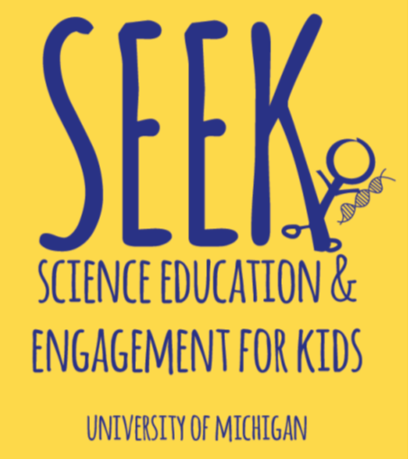 SEEK Program Molecular & Integrative Physiology University of Michigan