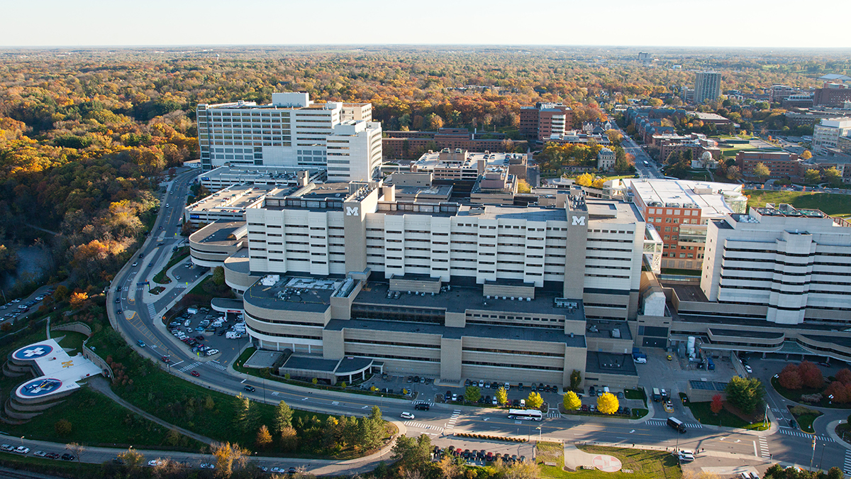Michigan Medicine Medical Campus