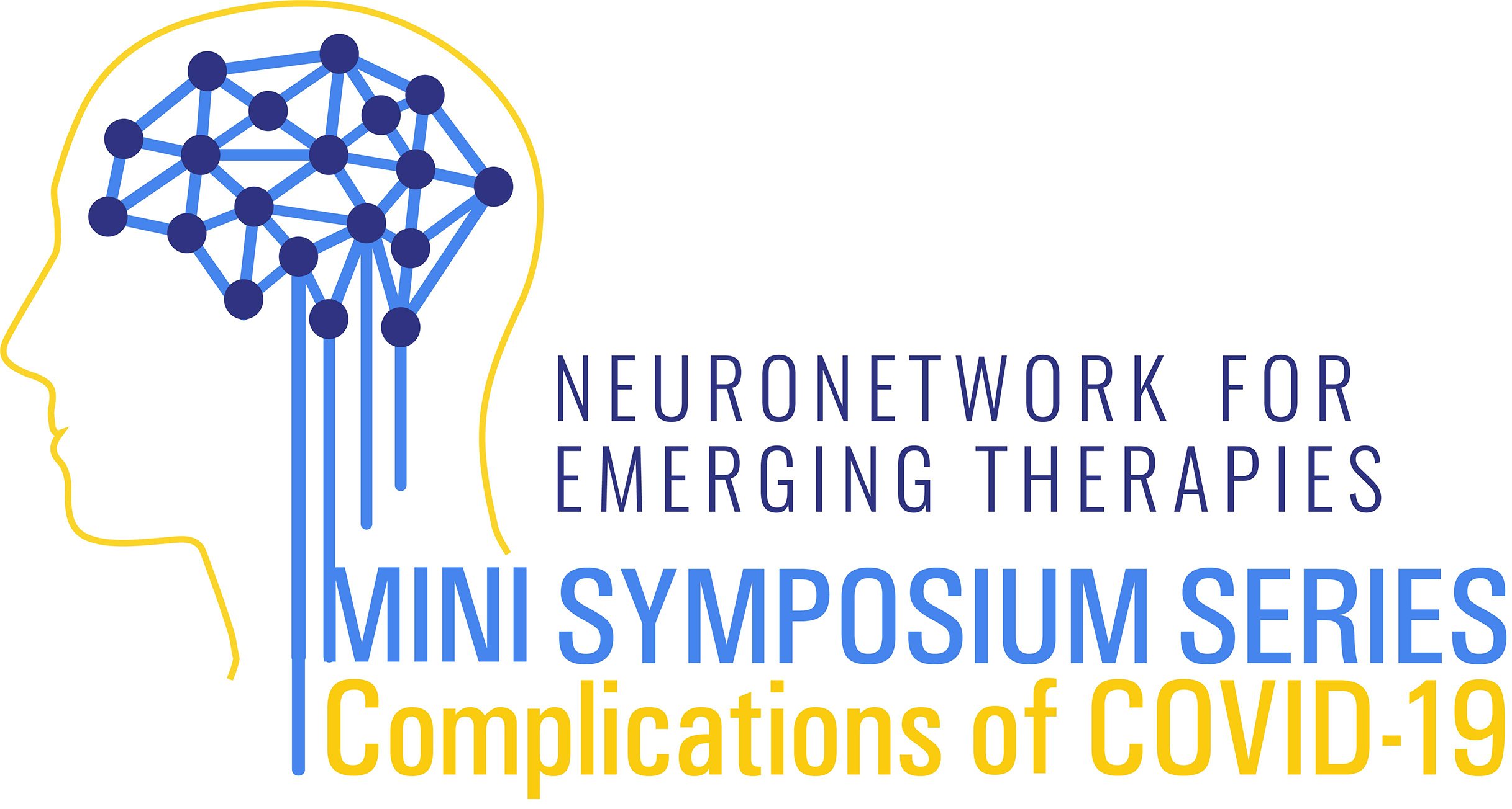 NeuroNetwork for Emerging Therapies Mini Symposium Series Complications of COVID19 logo