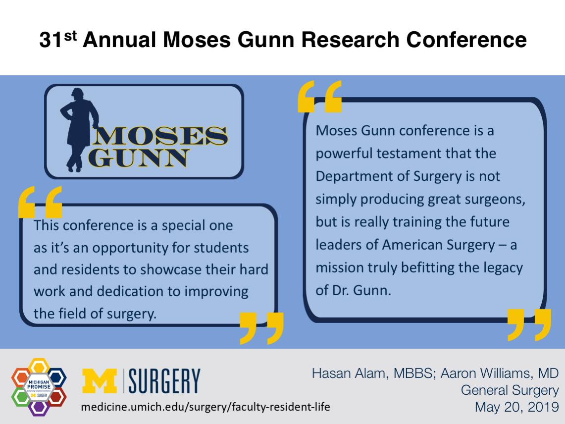 Moses Gunn Conference Visual Abstract