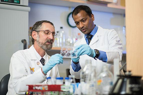 Drs. Mukesh & Lawrence