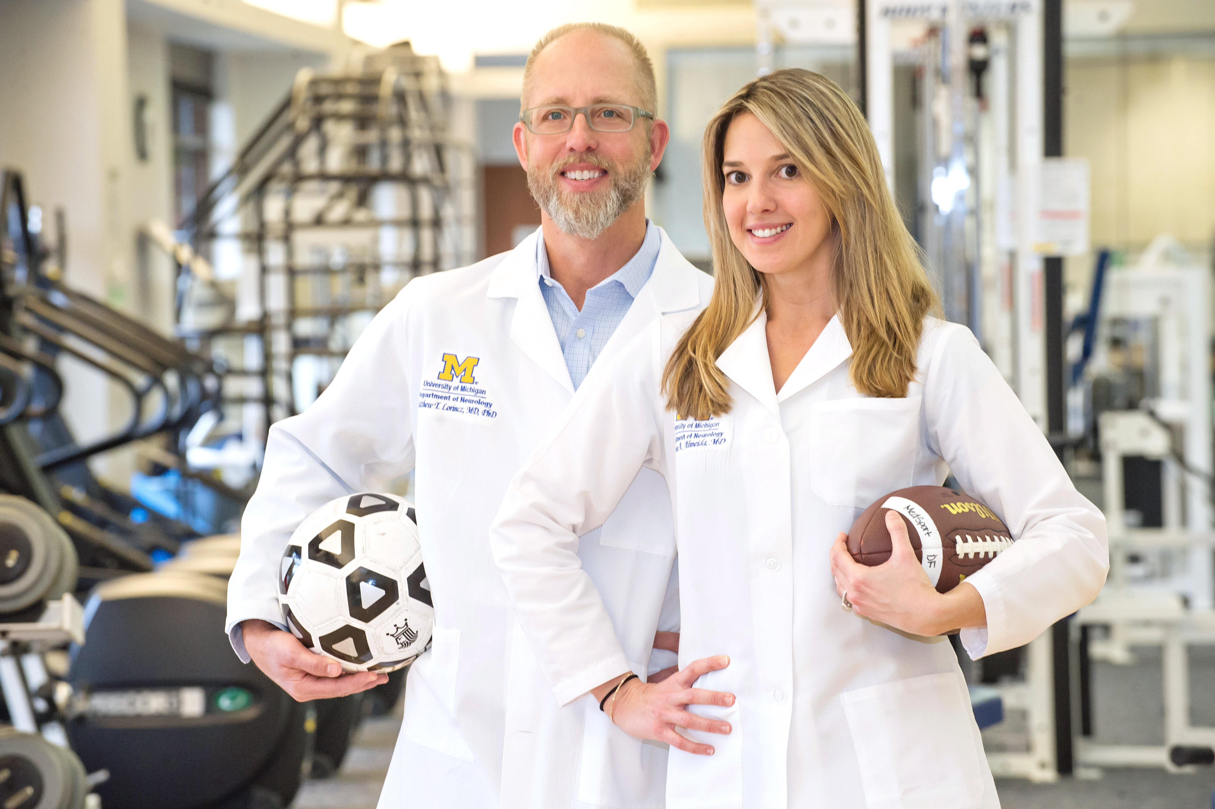 Sports Neurology Fellowship | Neurology | Michigan Medicine