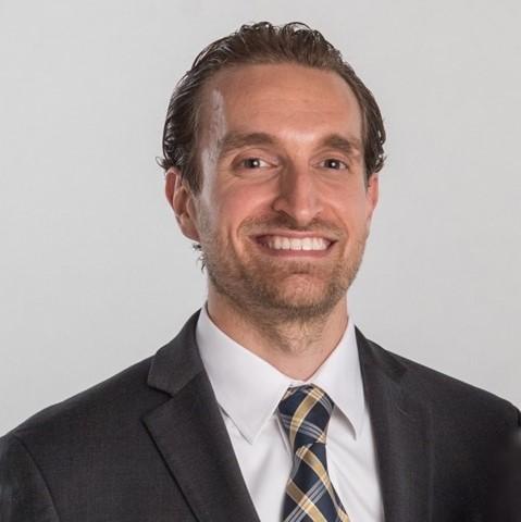 Dan Cronin, M.D., Department of Internal Medicine