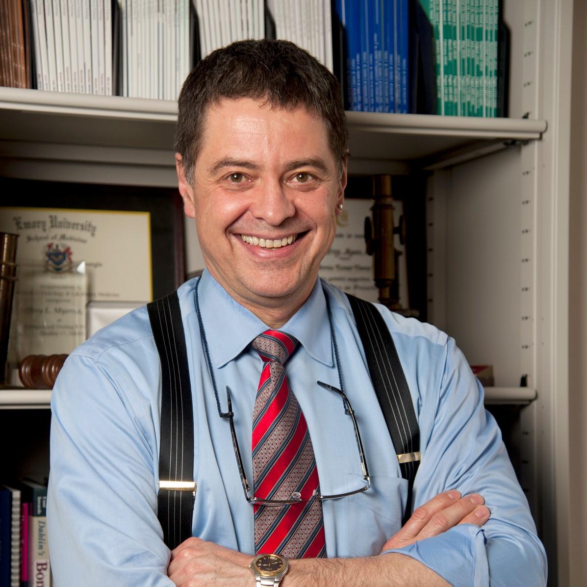 Dr. Jeffrey Myers