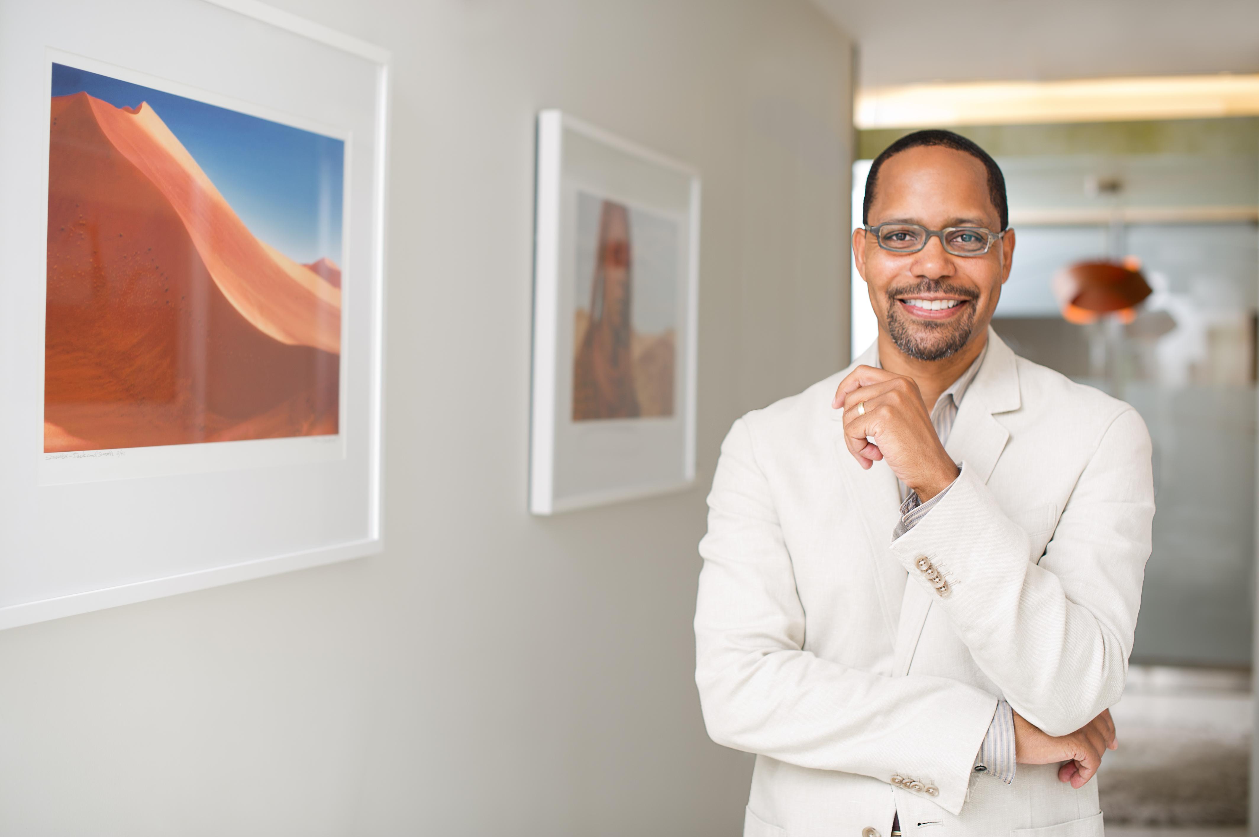 Dr. Monte Harris