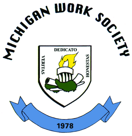 Michigan Work Society Logo
