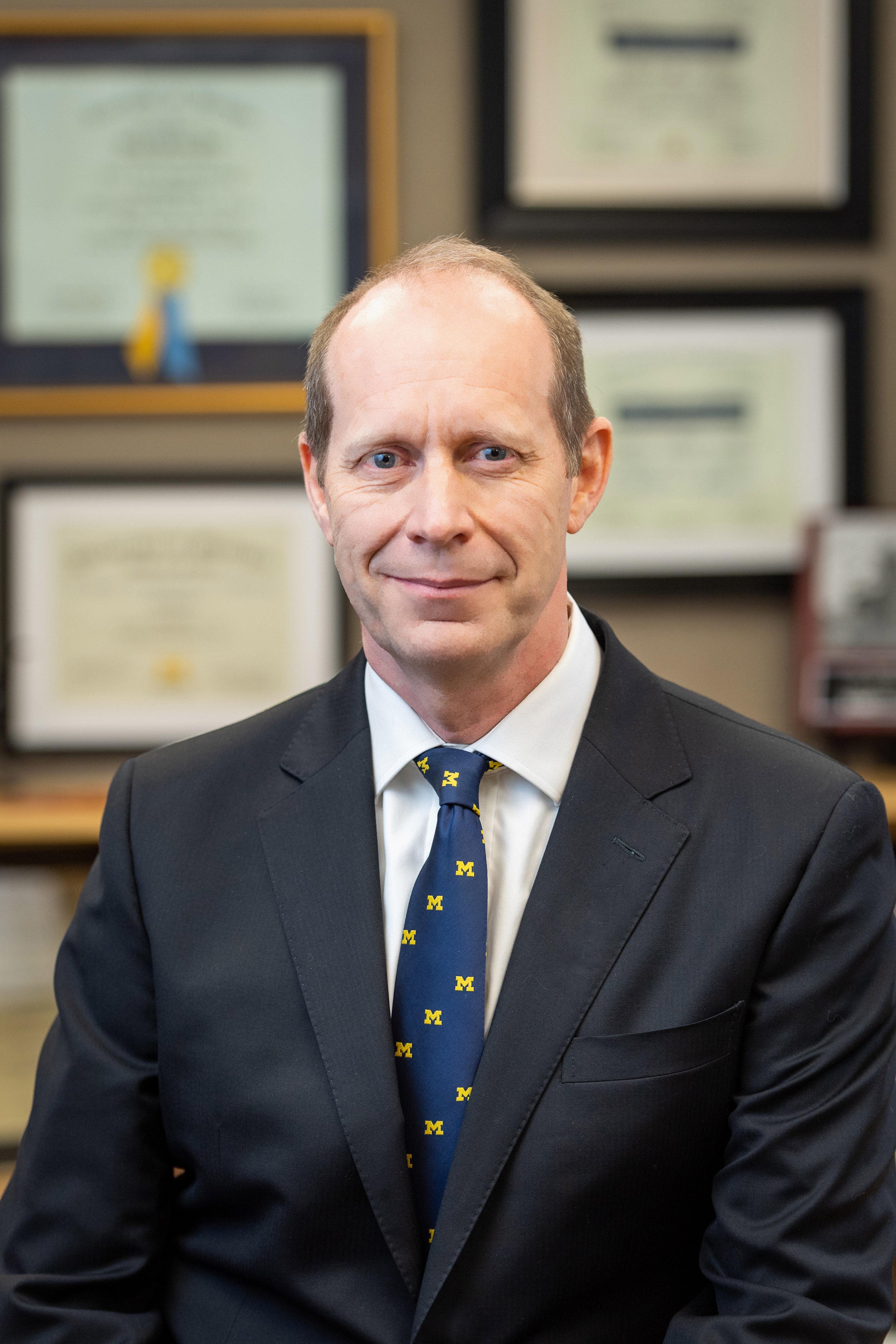 Dr. Mark E.P. Prince
