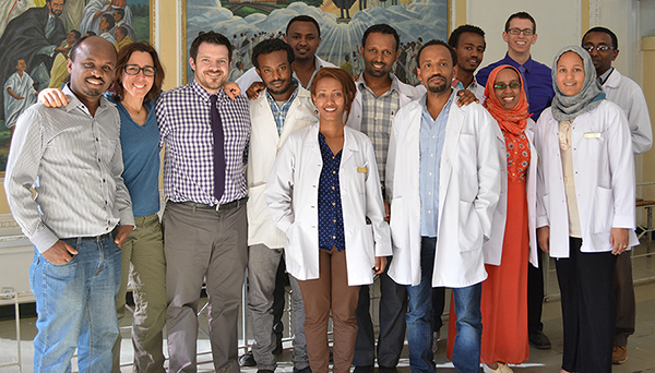 Radiology Ethiopia Group