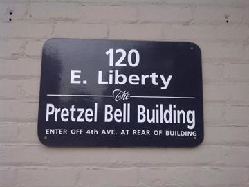 Pretzel Bell Building