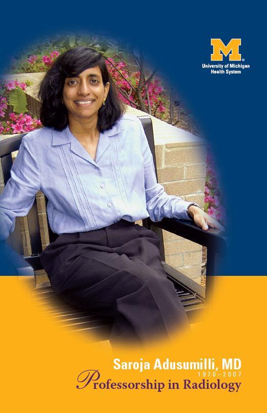 Dr. Adusumilli Brochure