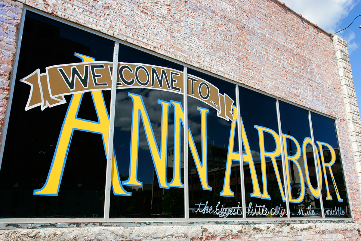 Welcome Ann Arbor