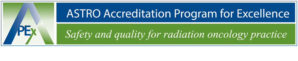 ASTRO accreditation program for excellence