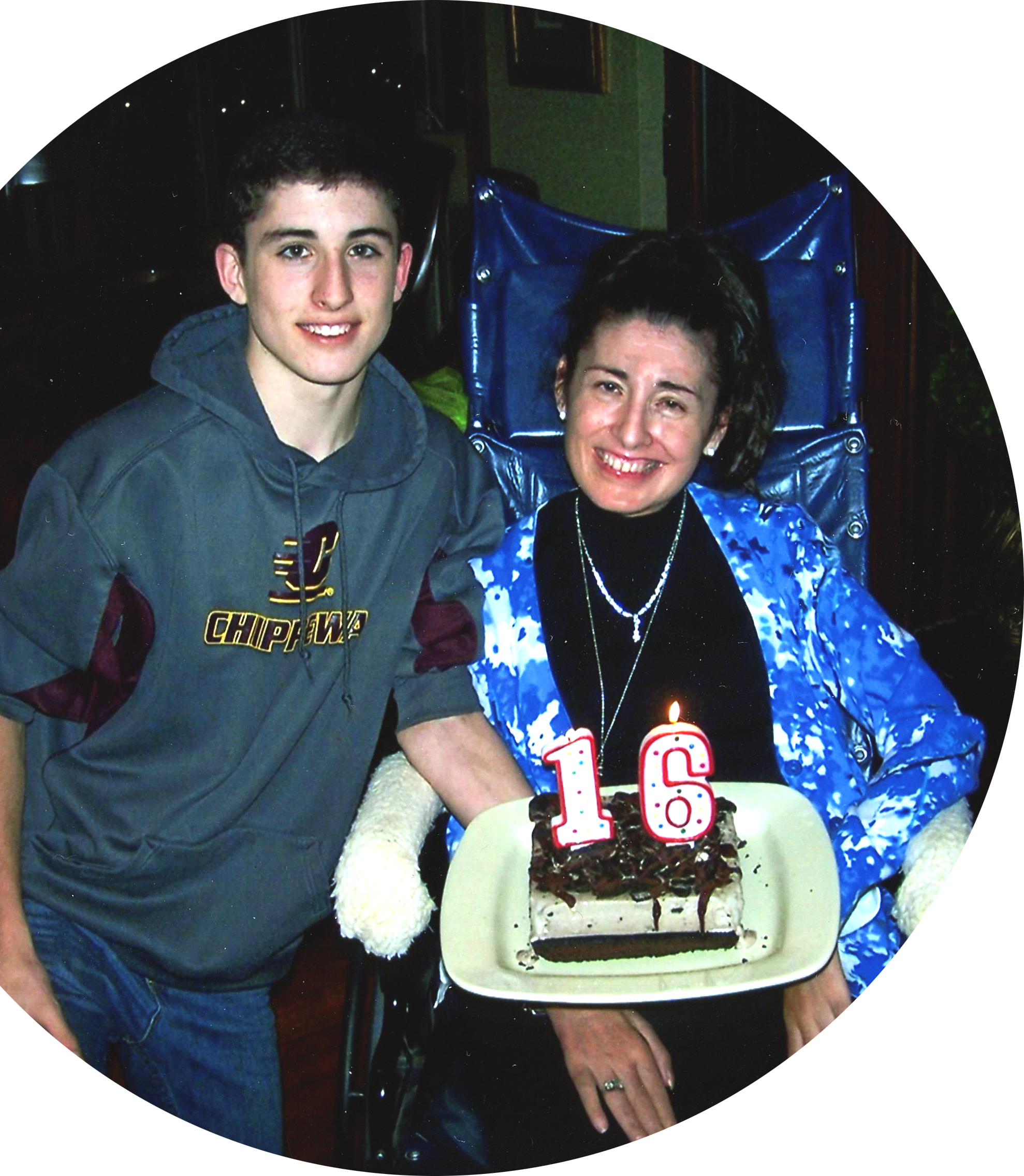 photo of Sam Pranger and Cathleen Pranger, who the Pranger ALS Clinic at Michigan Medicine was named after