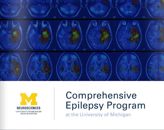 U-M Neurosurgery Epilepsy Brochure