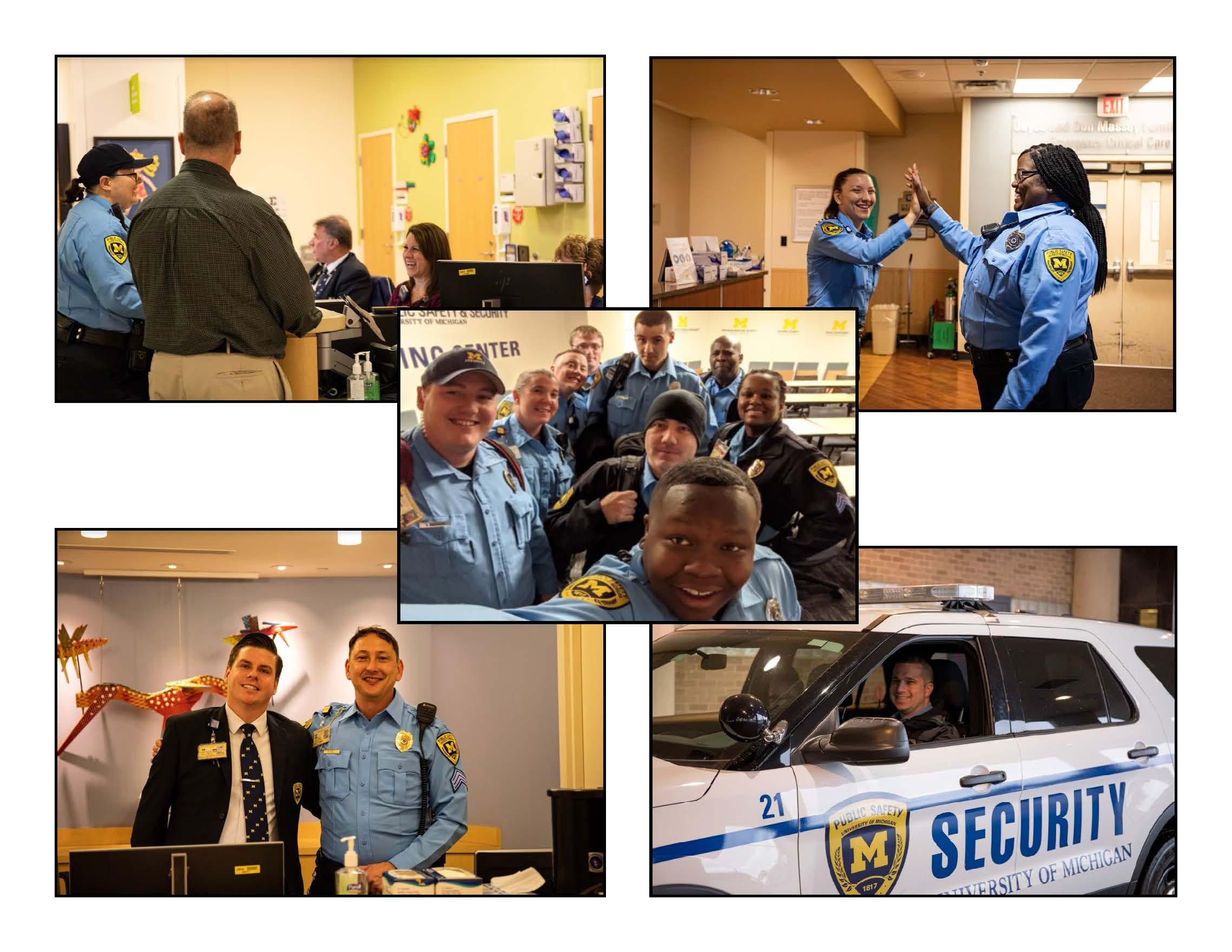 Michigan Medicine Security Services