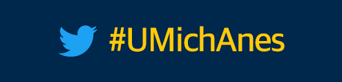 #UMichAnes Twitter