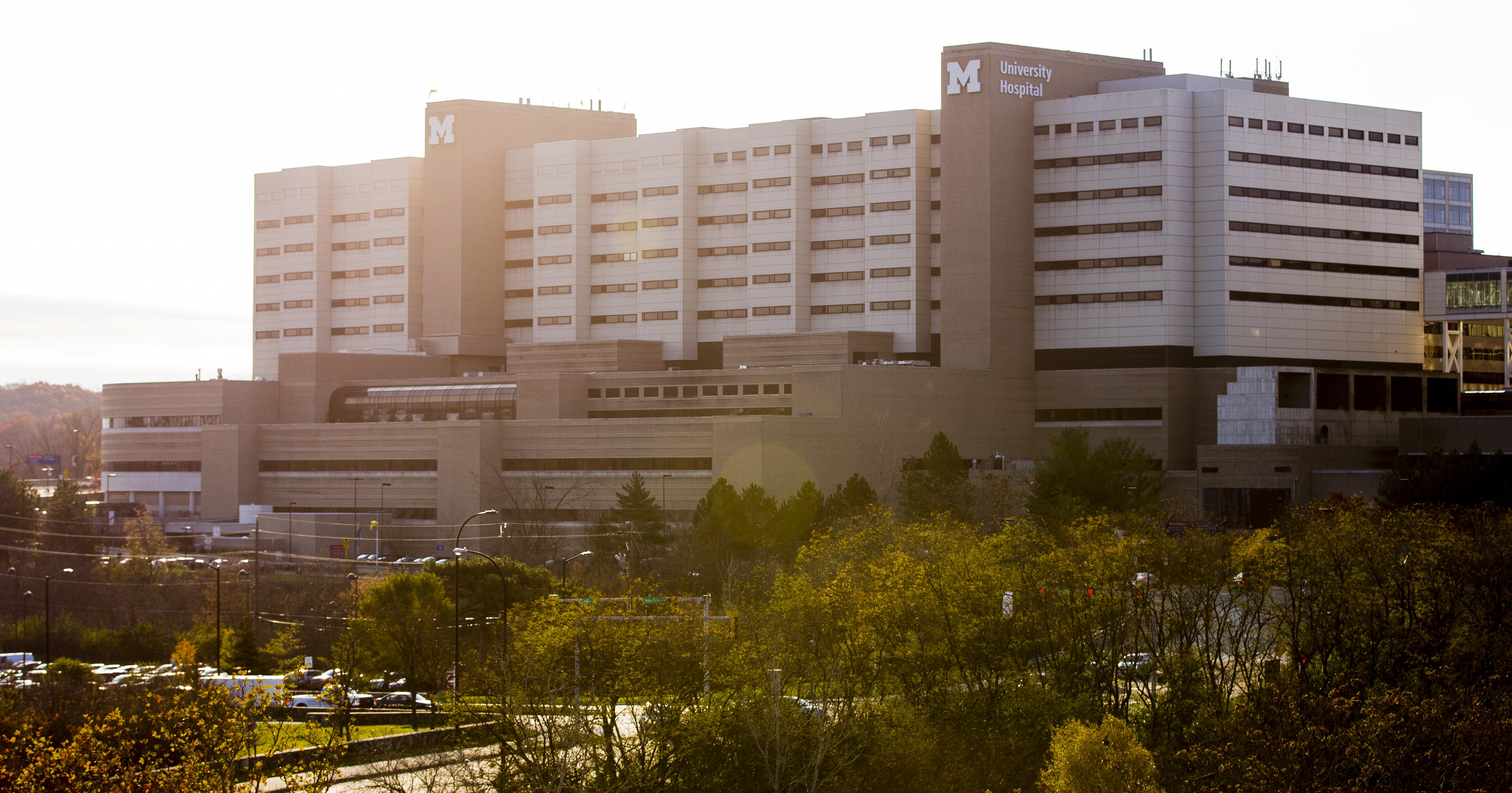 Hospital Profiles | Urology | Michigan Medicine ...