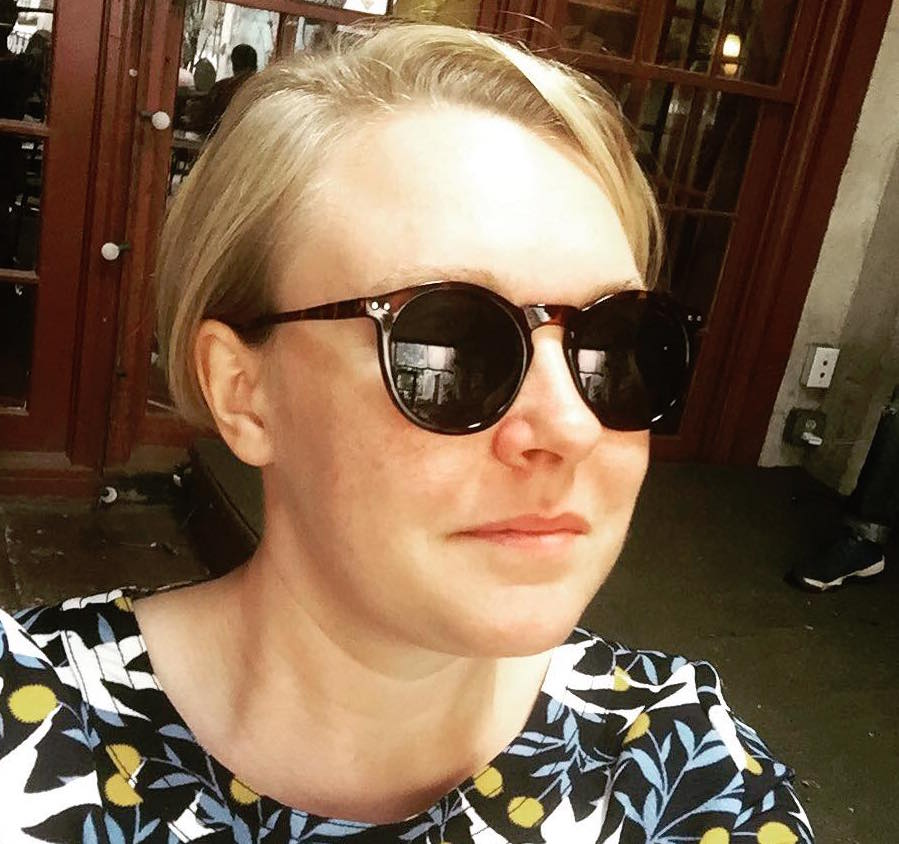 Alexandra Vinson Sunglasses cropped