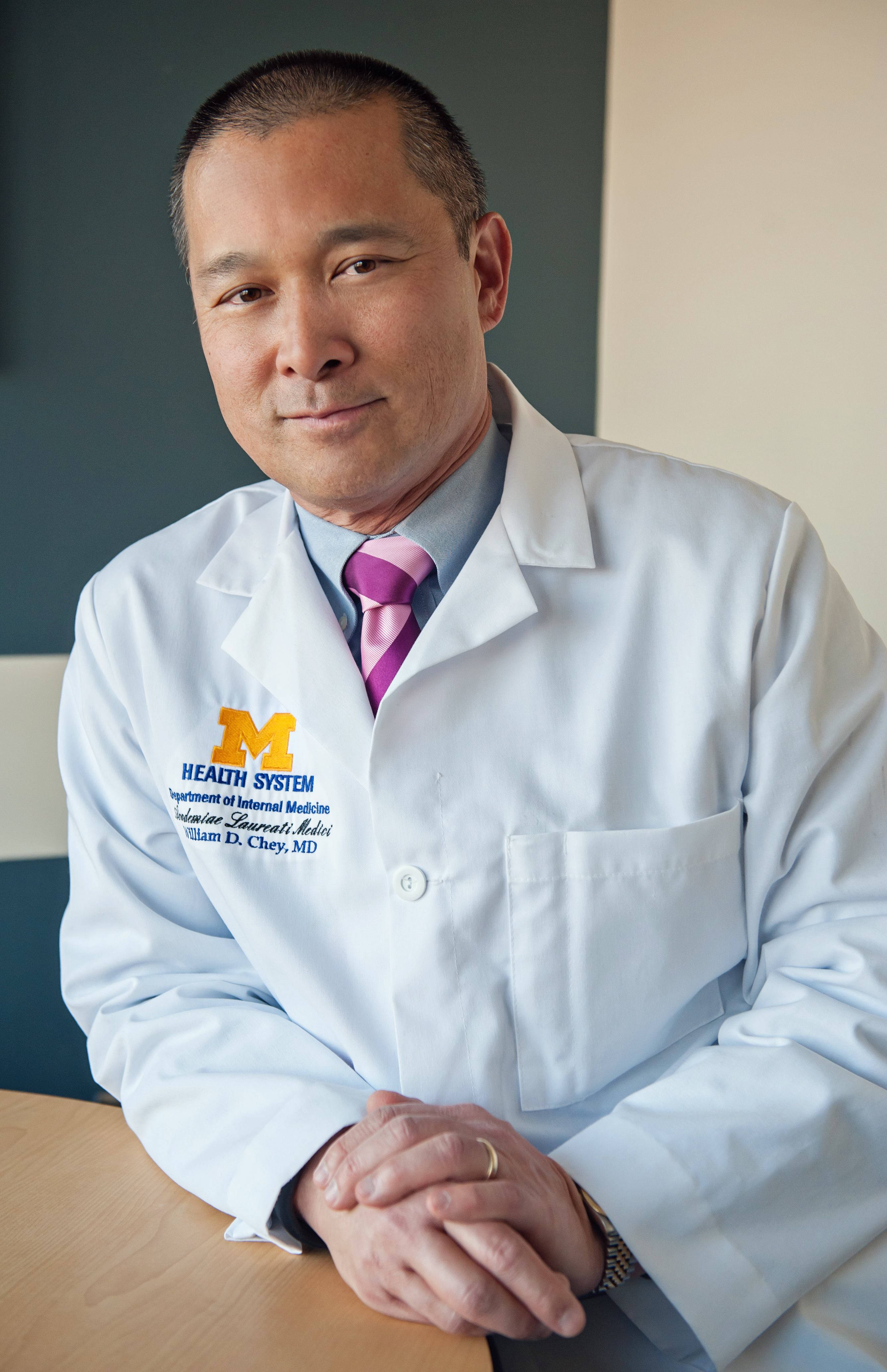 William Chey, MD