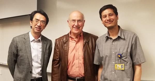Dr. Lee, Dr. Omenn, Dr. Rao