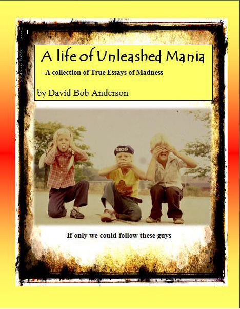 Book cover for A Life of Unleashed Mania