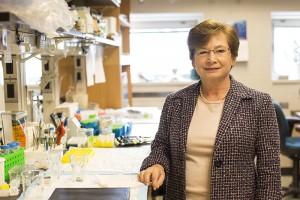 Geneticist Sally Camper, Ph.D.