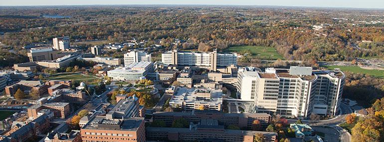 Medical Campus Aerial