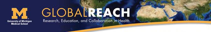UM Global Reach Logo