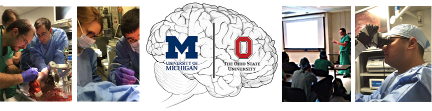UM-OSU Cranial Base Course Banner